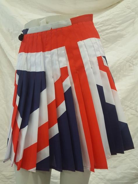 Union Jack kilt 2