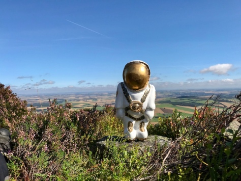Arran Ross - Astronaut - Moonshine Edition, Ceramic in White Enamel copy.jpg